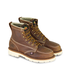 Load image into Gallery viewer, AMERICAN HERITAGE 804-4375– 6″ TRAIL CRAZYHORSE SAFETY TOE – MOC TOE MAXWEAR 90™