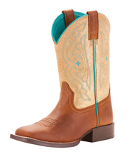 Load image into Gallery viewer, Kid's Ariat Quickdraw Western Boot 10025179