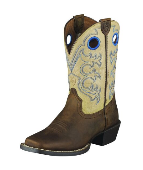 Kid's Ariat Crossfire Western Boots 10005989