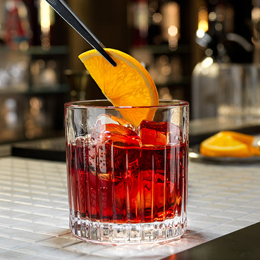 Negroni by C Punch Battle