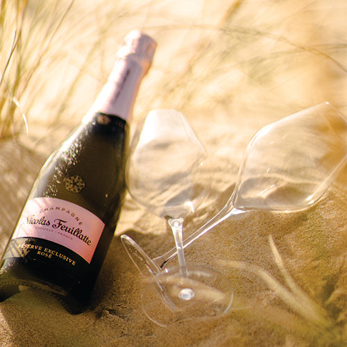 Champagne Nicolas Feuillatte, enchantment awaits