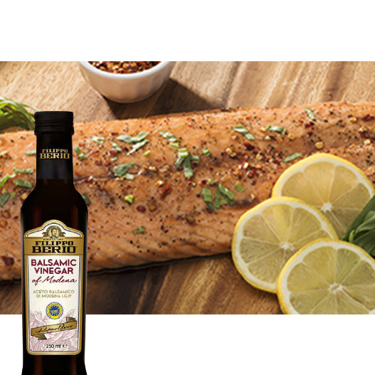 Recipe - Honey Balsamic Glazed Salmon