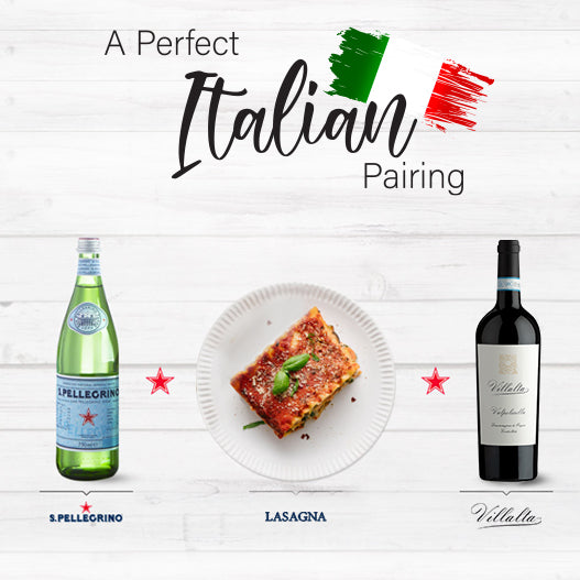 A perfect Italian pairing