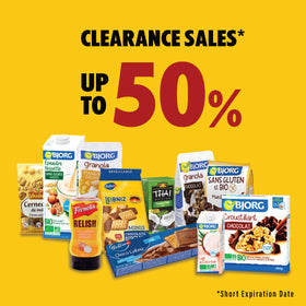 Clearance sales closed expiry logo