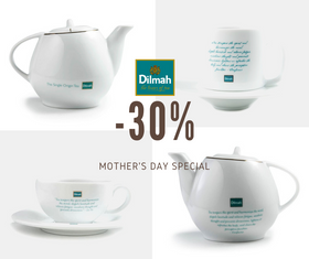 Dilmah sales mother day