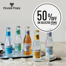 Fever tree banner   logo