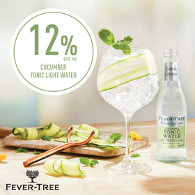 Fever tree cucumber 12 off square shd