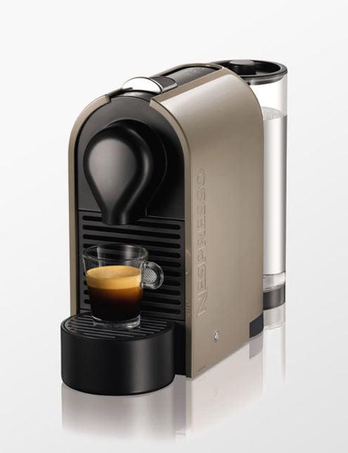 NESPRESSO U C50 PURE GREY (END OF COLLECTION)