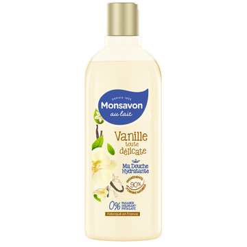 MONSAVON GEL DOUCHE VANILLE 300ML