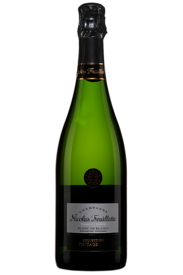 NICOLAS FEUILLATTE COLLECTION BLANC DE BLANCS