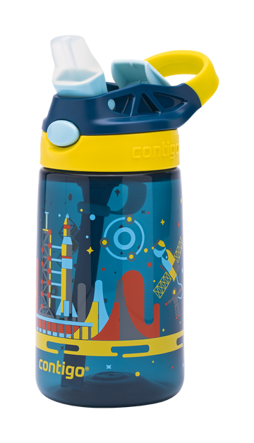 CONTIGO GIZMO FLIP NAUTICAL 415ML (to redeem this product via Scott Smile Rewards you need 10,000 points)