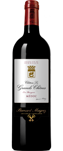CHATEAU LES GRAND CHENES MEDOC 2012