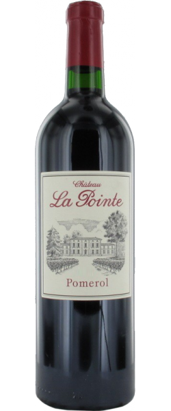 CHATEAU LA POINTE POMEROL 2011 (to redeem this product via Scott Smile Rewards you need 20,000 points - Available only for Gold & Platinum members)