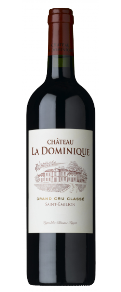CHATEAU LA DOMINIQUE SAINT EMILION GRAND CRU 2015