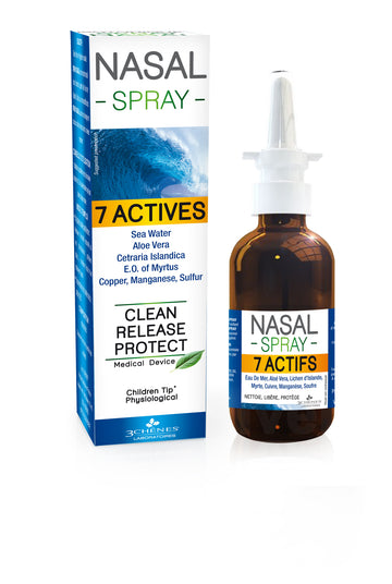 3 CHENES SPRAY NASAL 50ML
