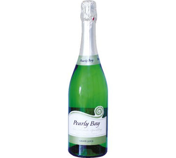 PEARLY BAY SPARKLING GRAPE JUICE 750ML