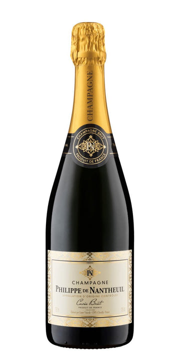 CHAMPAGNE PHILIPPE DE NANTHEUIL BRUT