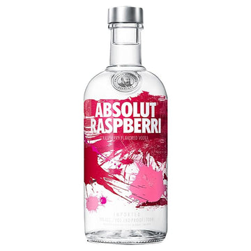 ABSOLUT VODKA RASPBERRI 70CL