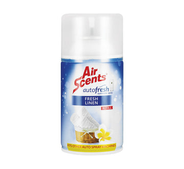 Air Scents Fresh Linen Automatic Spray Refill 250ml