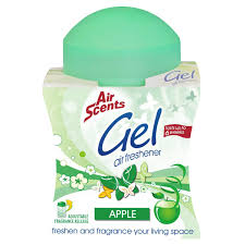 Air Scents - Gel Freshner 135g - 4 Different Scents