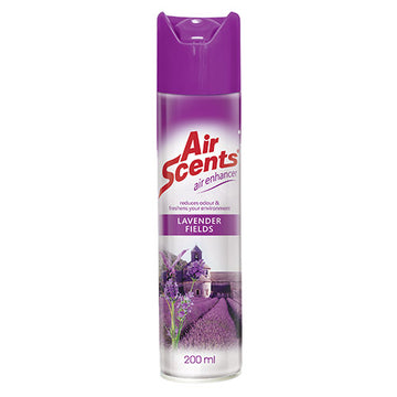 Air Scents - Aerosol 200ml - 4 different scents