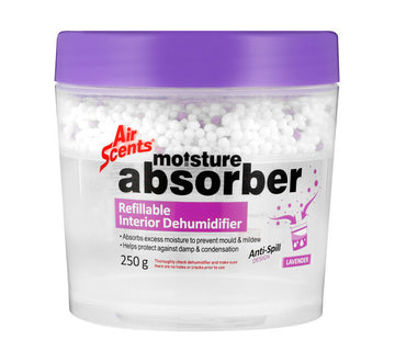 Air Scents - Refillable Moisture Absorber