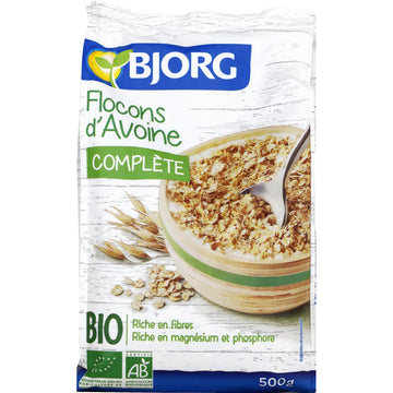 BJORG FLOCON AVOINE 500G