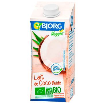 BJORG LAIT COCO CUISINE 200ML (Best Before: 12.02.2021)