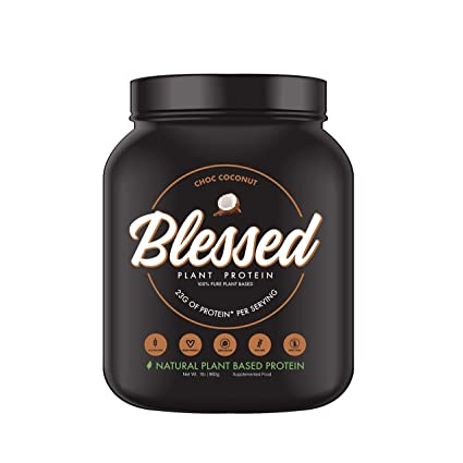 ON BLESSED PLANT PROTEIN (VEGAN) 30 SERVINGS