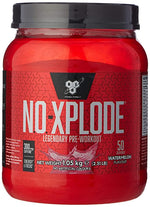BSN NO XPLODE X 30 SERVINGS - 4 flavours available