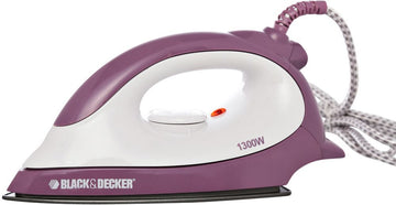 BLACK + DECKER- Dry Iron 1300 -  F1500