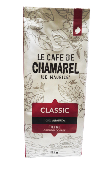 CAFE CHAMAREL FILTRE 225G (Best Before: 27.01.2021)