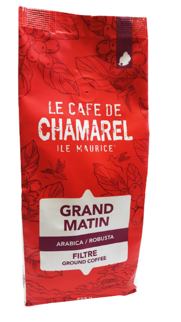 CAFE CHAMAREL GRAND MATIN FILTRE 225G