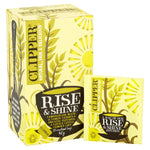 CLIPPER INFUSION BIO 20 BAGS - 4 DIFFERENT VARIETIES