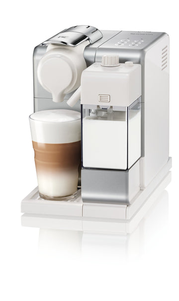 NESPRESSO LATTISSIMA TOUCH SILVER (to redeem this product via Scott Smile Rewards you need 165,000 points)