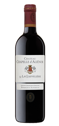 CHATEAU CHAPELLE D'ALIENOR BY GAFFELIERE BORDEAUX SUPERIEUR 2016