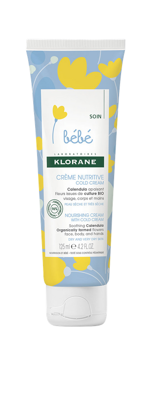 KLORANE CREME NUTRITIVE COLD CREAM