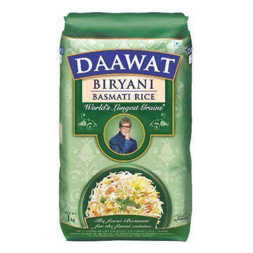 DAAWAT XL BASMATI RICE 1KG- HOUSE OF DAAWAT