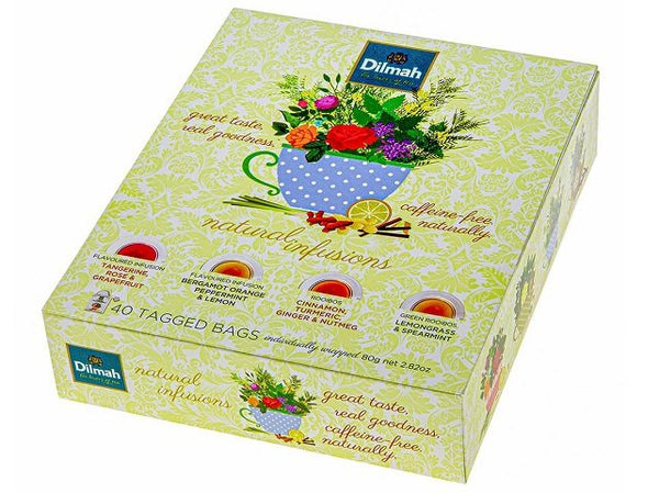 DILMAH NATURAL INFUSION GIFT PACK