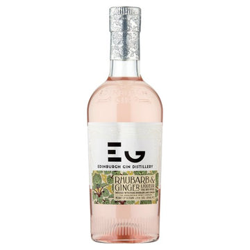 EDINBURGH LIQUEUR RHUBARB & GINGER 50CL