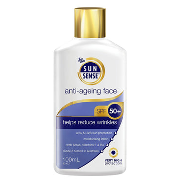 SUNSENSE ANTI AGEING FACE 100ML