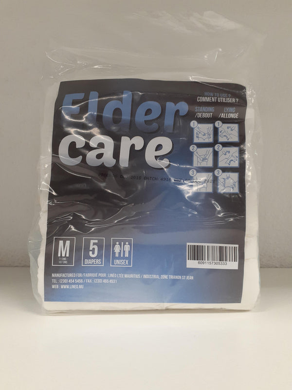 ELDER CARE DIAPERS EXTRA LARGE 05 Per pack