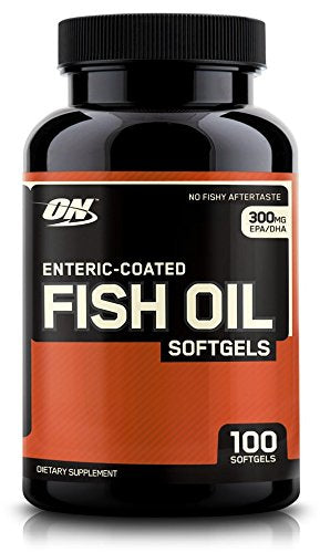 ON ENTERIC COATED FISHOIL 100 SOFTGELS