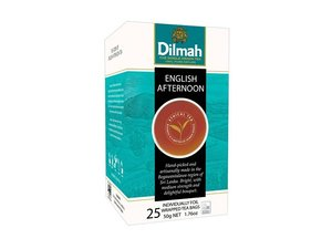 DILMAH S.ORIGIN ENGLISH AFTERNOON 25 BAGS