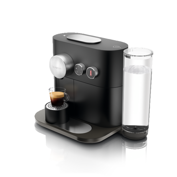 NESPRESSO EXPERT BLACK (END OF COLLECTION)