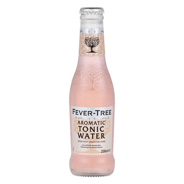 FEVER TREE TONIC 200ML -  AROMATIC TONIC WATER