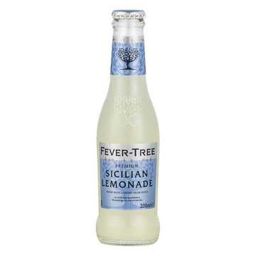 FEVER TREE SICILIAN LEMONADE 200ML (Pack of 6)