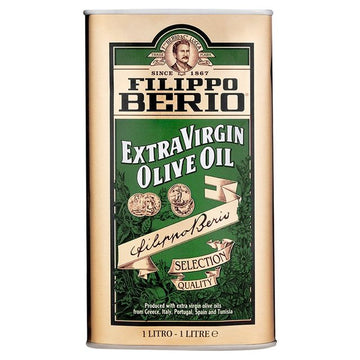 FILIPPO BERIO EXTRA VIRGIN OIL TIN 1L
