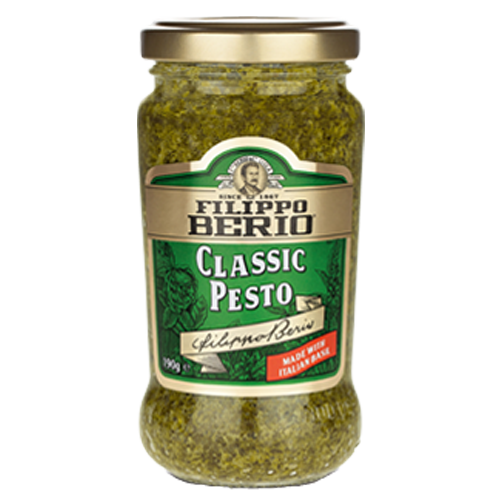 FILIPPO BERIO GREEN PESTO SAUCE 190G