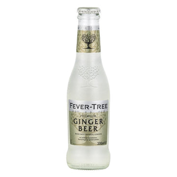 FEVER TREE GINGER BEER 200ML (Pack of 6)